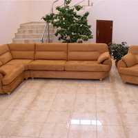 пример перетяжки диван и кресла