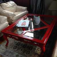 пример перетяжки кресла и диван