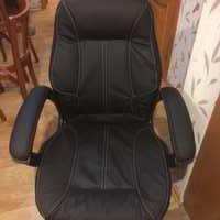 пример перетяжки компьютерное кресло