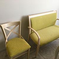 пример перетяжки стулья